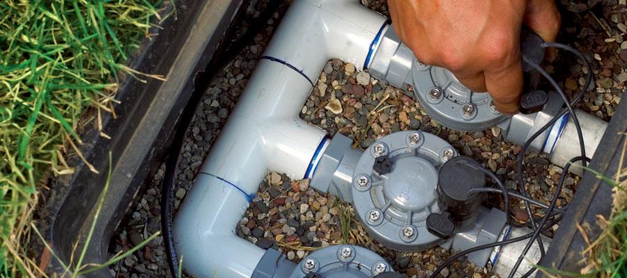 Irritrol prodotti per l 39 irrigazione centraline valvole for Progettare l impianto di irrigazione