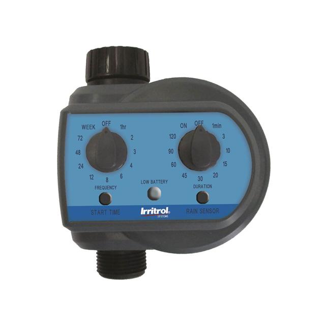Nuova tap timer programmatori prodotti irrigazione for Timer x irrigazione